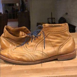 Allen Edmonds boots